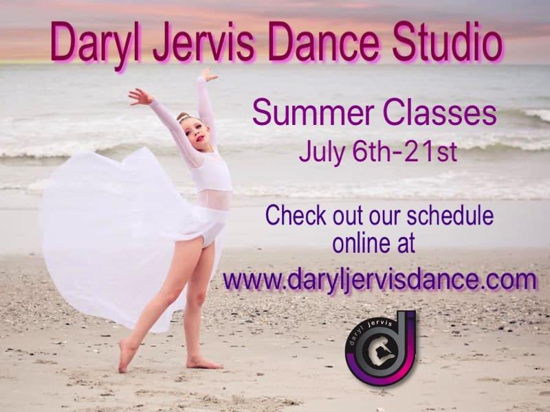 July Summer Classes